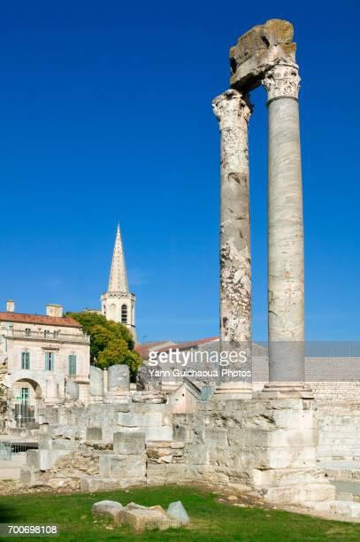 Arles, Bouches du Rhone, France