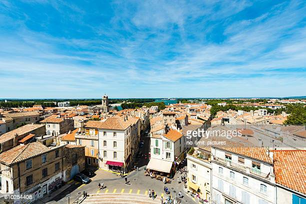 Arles overview
