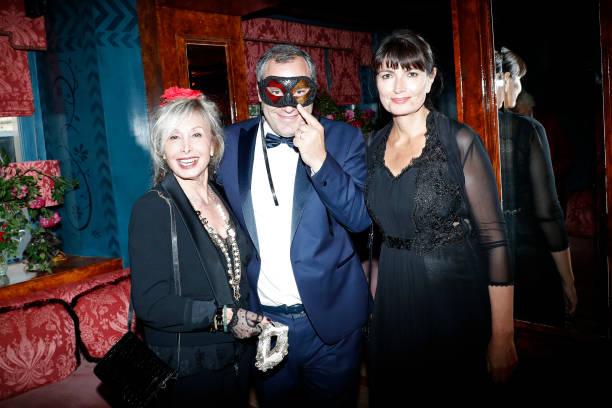 FRA: Laperouse Mask Ball - Paris Fashion Week - Menswear Spring/Summer 2020
