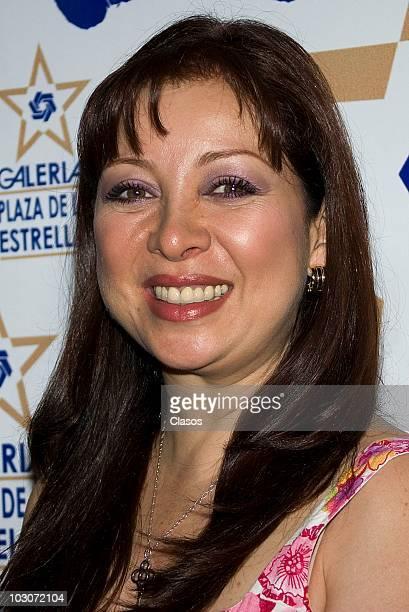 Arlette Pacheco attends the Plaza de las Estrellas Awards at Galeria Plaza de las Estrellas on July 23 2010 in Mexico City Mexico