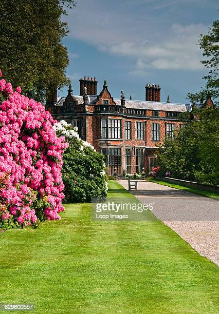 Arley Hall and Gardens in Cheshire Arley Hall and Gardens England