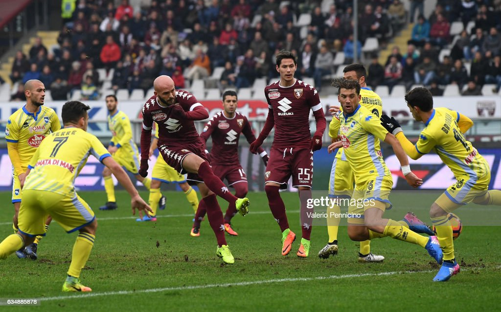 FC Torino v Pescara Calcio - Serie A : News Photo