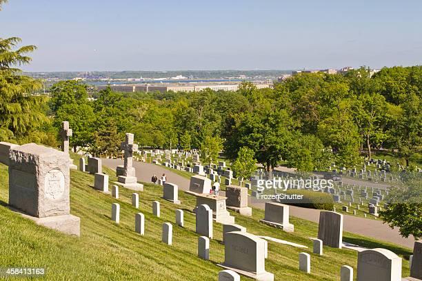 アーリントン国立墓地、ワシントン D .C .