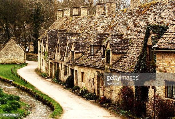 Arlington row picturesque cottages
