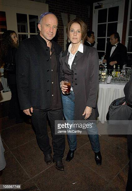 Arliss Howard and Debra Winger during Birth New York City Premiere After Party at The BoatHouse at Central Park in New York City New York United...