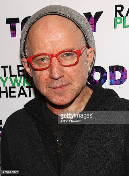 Arliss Howard attends 'Ode To Joy' Opening Night Arrivals And Curtain Call at Cherry Lane Theatre on February 27 2014 in New York City