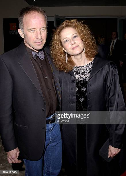 Arliss Howard Debra Winger during IFP Gotham Awards at Chelsea Piers Pier Sixty in New York City New York United States