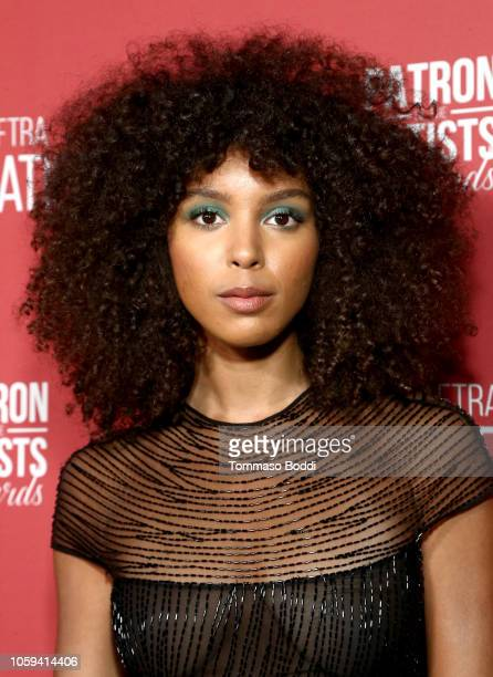Arlissa attends the SAGAFTRA Foundation's 3rd Annual Patron of the Artists Awards at the Wallis Annenberg Center for the Performing Arts on November...