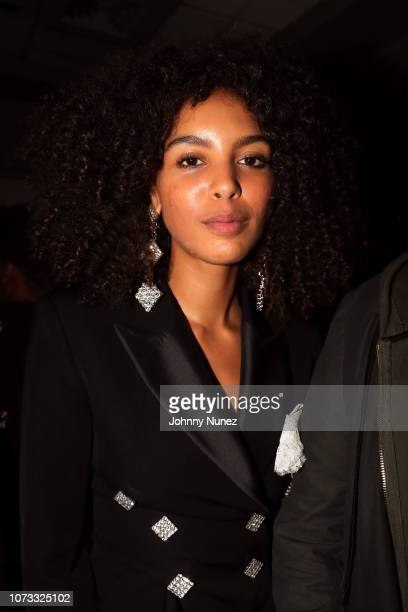 Arlissa Ruppert attends the 2018 Def Jam Holiday Party at China Chalet on December 13 2018 in New York City