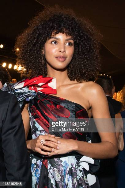 Arlissa Ruppert attends the 2019 Vanity Fair Oscar Party hosted by Radhika Jones at Wallis Annenberg Center for the Performing Arts on February 24...