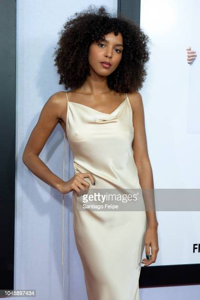 Arlissa Ruppert attends The Hate U Give New York Screening at Paris Theatre on October 4 2018 in New York City