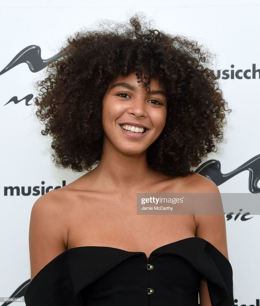 Arlissa Visits Music Choice