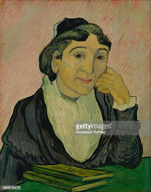 L'Arlésienne by Vincent Van Gogh 19th Century oil on canvas 61 x 50 cm Italy Lazio Rome National Gallery of Modern and Contemporary ArtGNAM Whole...