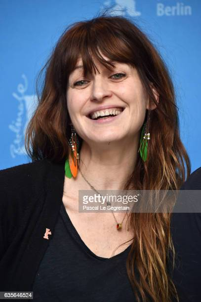 Arly Jover attends the 'A Prominent Patient' photo call during the 67th Berlinale International Film Festival Berlin at Grand Hyatt Hotel on February...