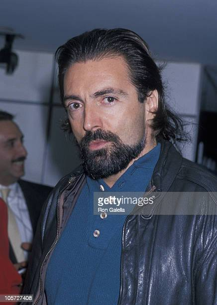 Armand Assante during 'Housing Now' Benefit October 3 1989 at Private Eyes Club in New York City New York United States