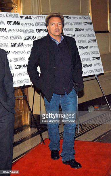 Armand Assante during Kim Cattrall Hosts the StarStudded Anniversary Celebration of Gotham and LA Confidential Magazines – Arrivals at Gotham Hall in...