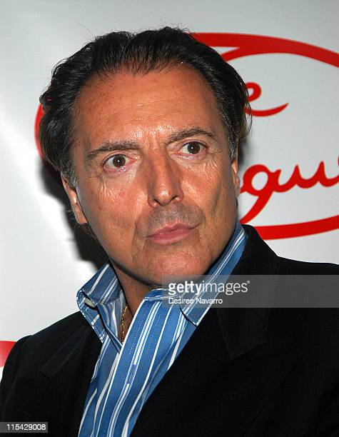 Armand Assante during Le Cirque Opening Party at One Beacon Court at One Beacon Court in New York City New York United States