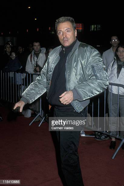 Armand Assante during 'Queer as Folk' New York City Premiere at Sony Lincoln Square in New York City New York United States