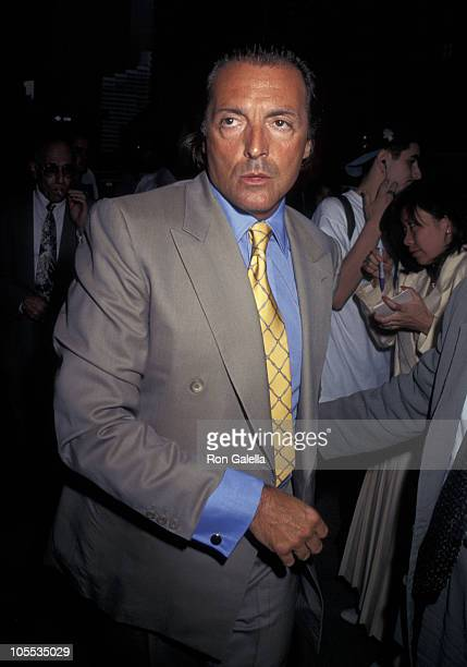 Armand Assante during Reading of 'The Trouble with Cali' by Amanda Sorvino at Tribeca Film Center in New York City New York United States