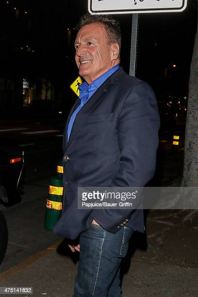 Armand Assante is seen on May 29 2015 in Los Angeles California