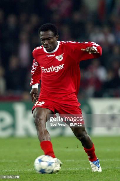 Armand Deumi FC Thun
