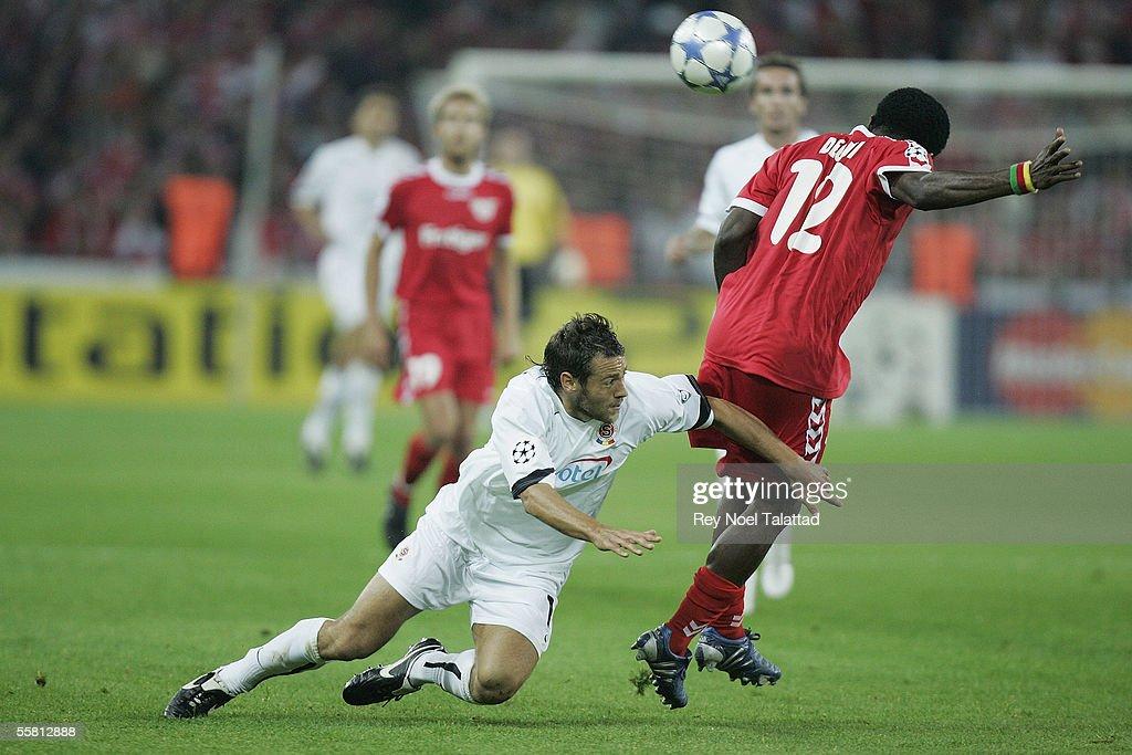 UEFA Champions League FC Thun v Sparta Prague : Photo d'actualité