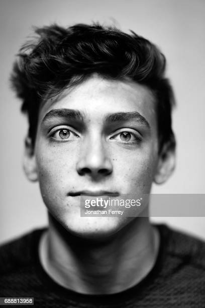 Armand Duplantis of Sweden poses for a portrait during the 2017 Prefontaine Classic Diamond at Hayward Field on May 26 2017 in Eugene Oregon
