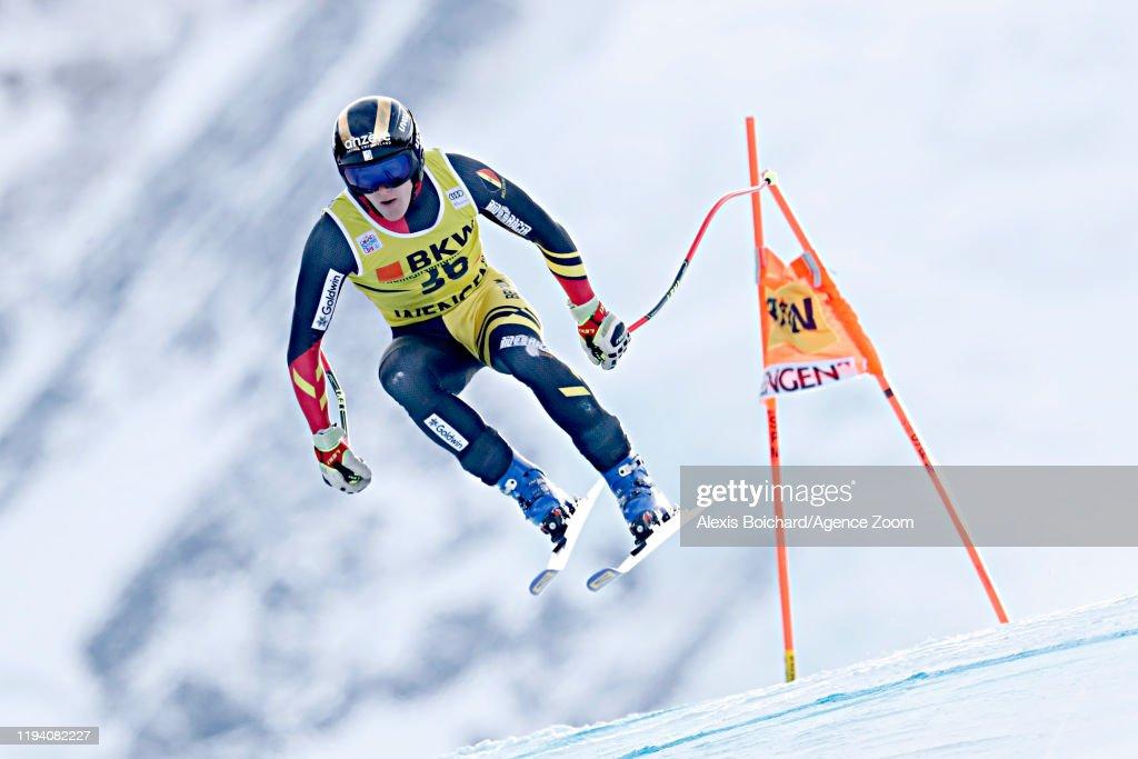 Audi FIS Alpine Ski World Cup - Men's Alpin Combined : Photo d'actualité