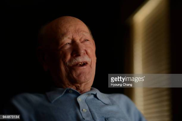 Armand Sedgeley whose World War II valor when the B17 on which he was bombardier was shot down by German fighters has been overlooked for decades But...