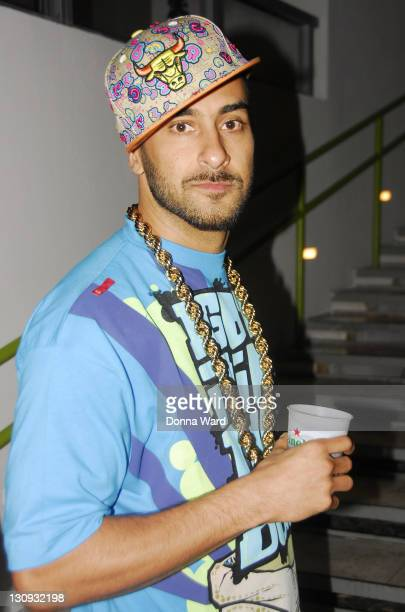 Armand Van Helden during Winter Music Conference 2007 Heineken Premium Light at the Sagamore Presents Robin Thicke Day 1 at The Sagamore Hotel in...