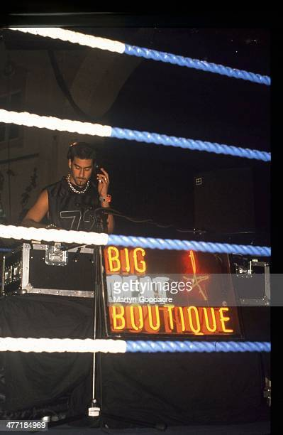 Armand Van Helden performs at 'A Date With Destiny' live at Brixton Academy London United Kingdom 1999
