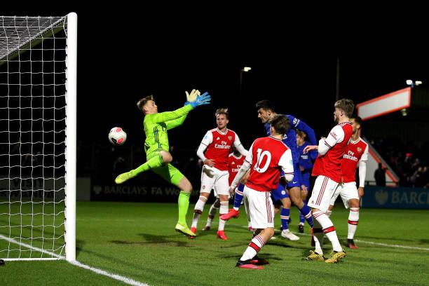 GBR: Arsenal FC v Chelsea FC - Premier League 2