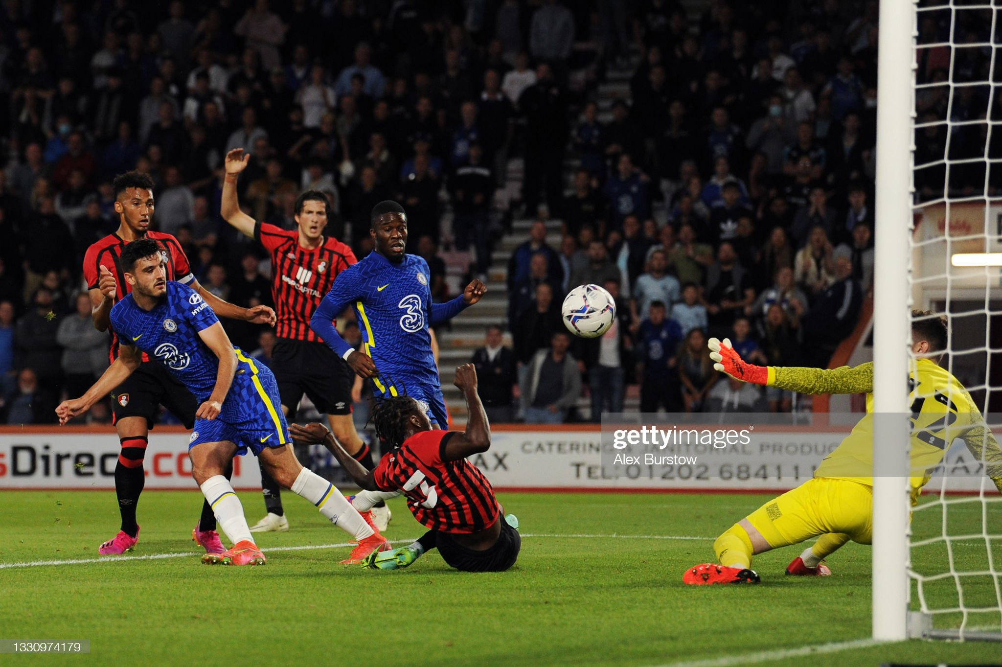 Chelsea come from behind to beat Bournemouth in friendly