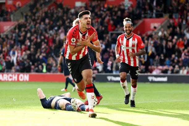 GBR: Southampton v Burnley - Premier League