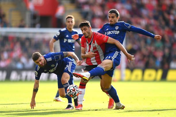 GBR: Southampton v Leeds United - Premier League