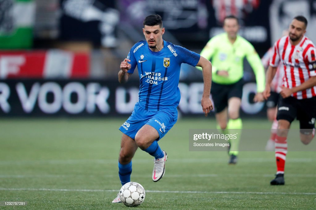 Sparta v Vitesse - Dutch Eredivisie : News Photo