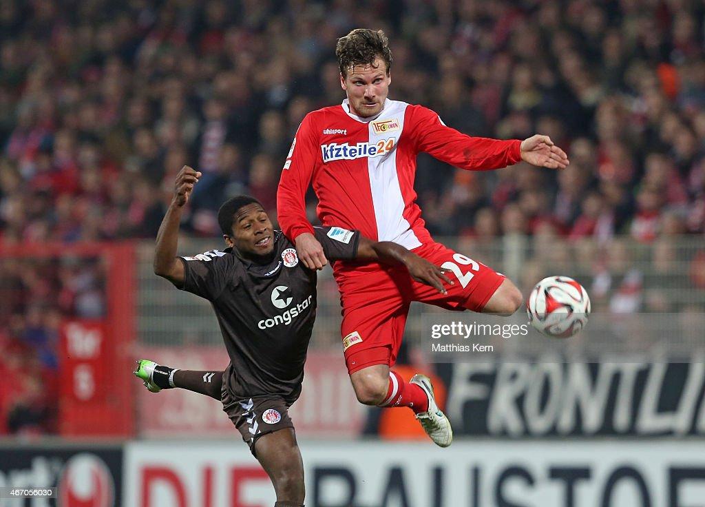 1. FC Union Berlin v FC St. Pauli  - 2. Bundesliga : News Photo