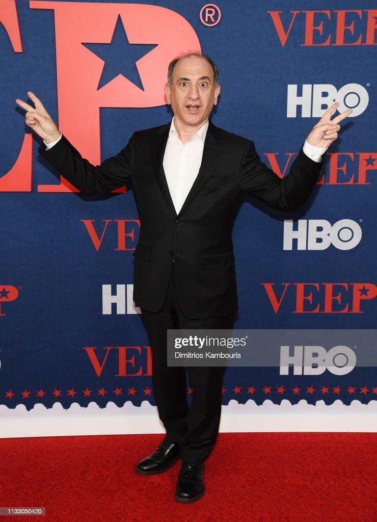 """NY: """"Veep"""" Season 7 Premiere"""