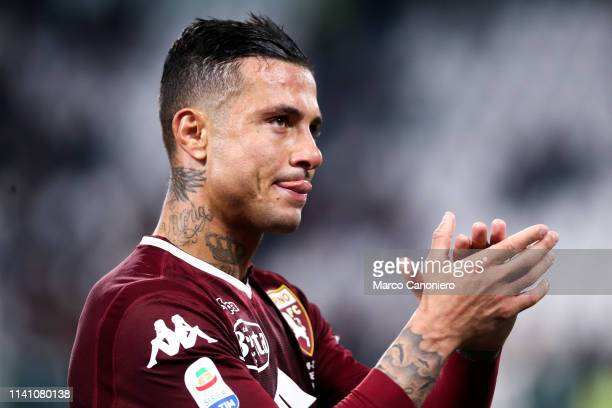 Armando Izzo of Torino FC during the Serie A football match between Juventus Fc and Torino Fc The match ends in a tie 11