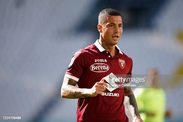 Armando Izzo of Torino FC during the Serie A match between Juventus Fc and Torino Fc Juventus Fc wins 41 over Torino Fc