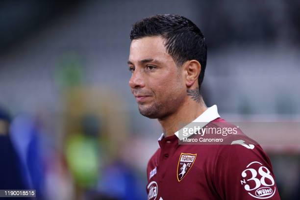 Armando Izzo of Torino FC during the the Serie A match between Torino Fc and Spal Spal wins 21 over Torino Fc