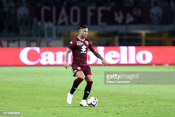 Armando Izzo of Torino FC in action during the Italia Tim Cup match between Torino Fc and Cosenza Calcio