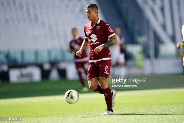 Armando Izzo of Torino FC in action during the Serie A match between Juventus Fc and Torino Fc Juventus Fc wins 41 over Torino Fc