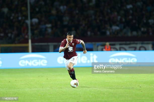 Armando Izzo of Torino FC in action during the UEFA Europa League third qualifying round football match between Torino Fc and Shakhtyor Soligorsk...