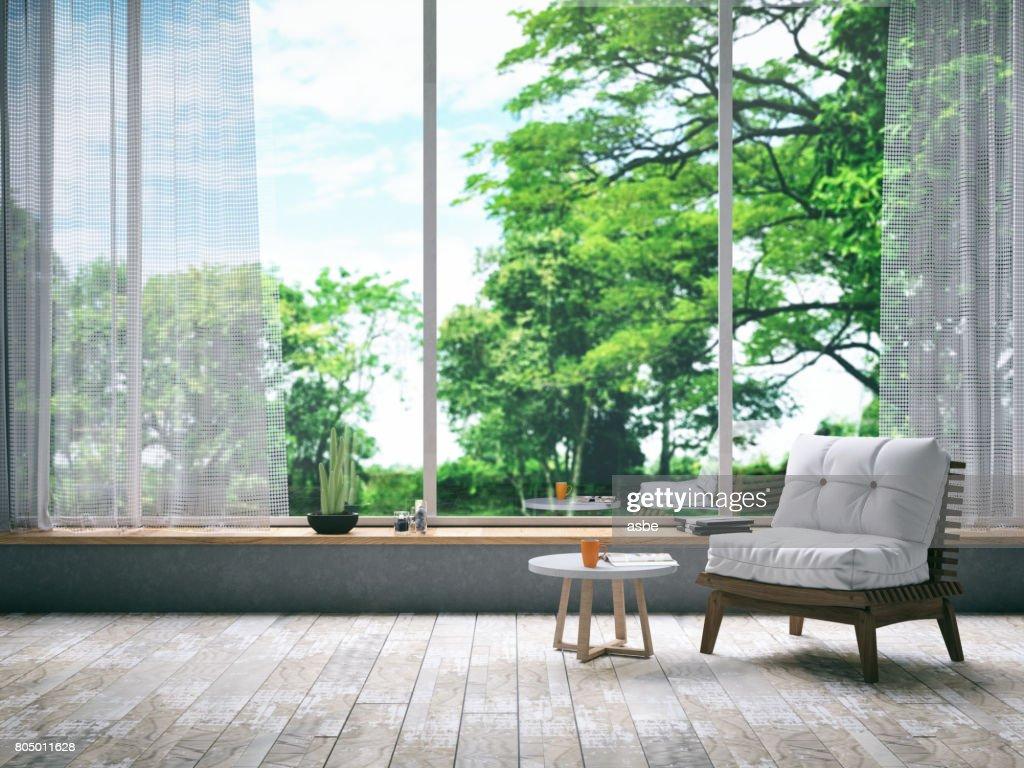 Sessel im Wohnzimmer : Stock-Foto