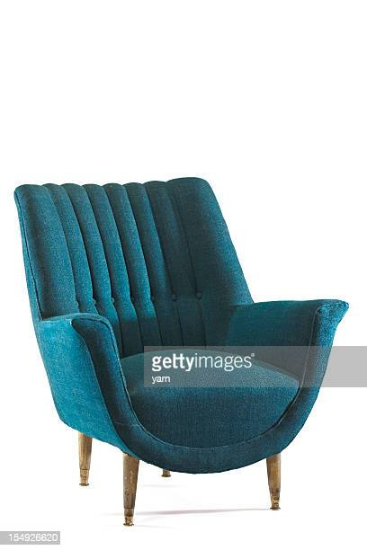 armchair - chair stock pictures, royalty-free photos & images