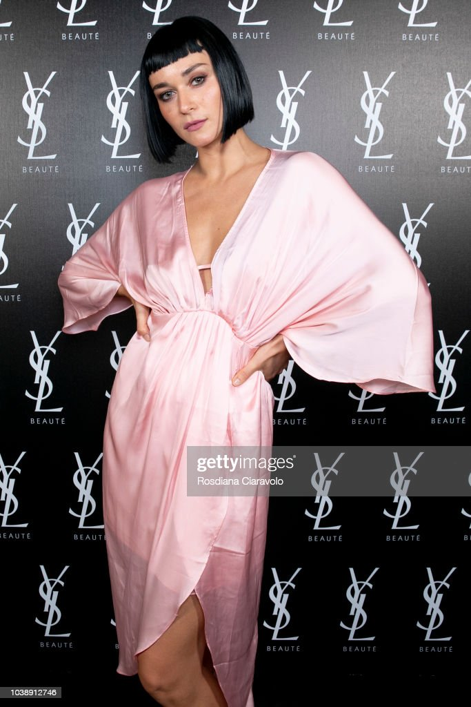 Ysl Beauty Club Milan - Milan Fashion Week Spring/Summer 2019
