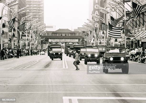 Armed Forces Day in Chicago on May 15 1965