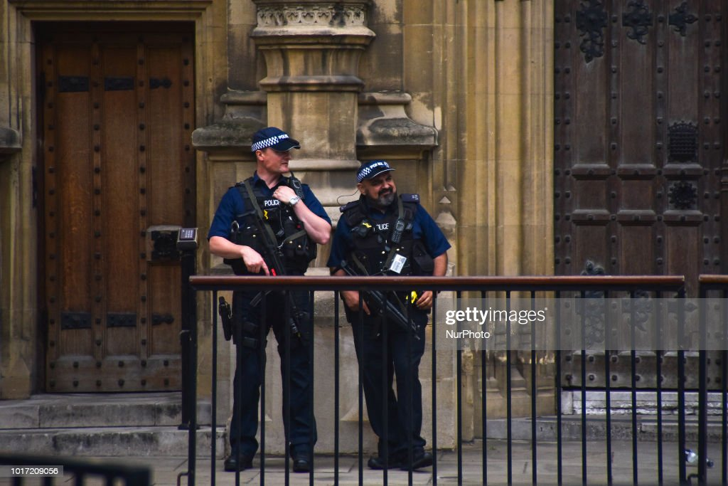 Aftermath Of Terror Attack At Westminster