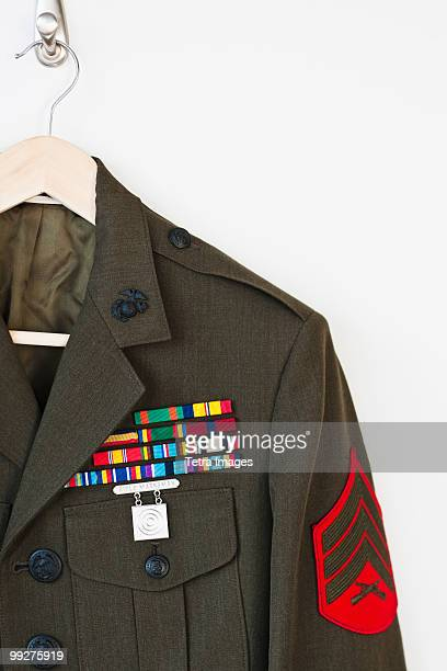 Armed services uniform